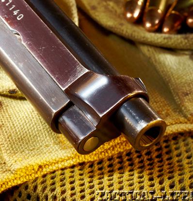 Beretta M1951 Muzzle