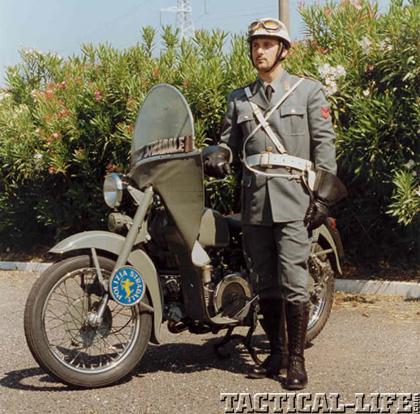 Italian Police Beretta M1951