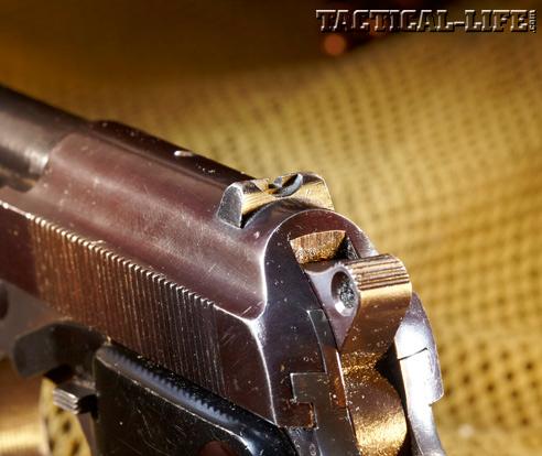 Beretta M1951 Sight