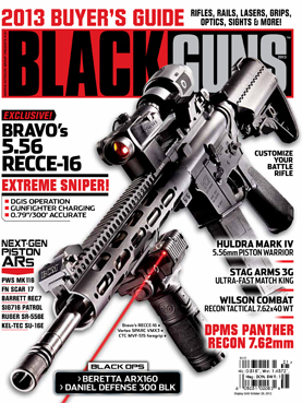 GUNS & WEAPONS FOR LAW ENFORCEMENT Top 10 Duty Rifles For ...