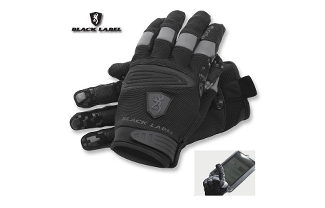 Browning Black Label Hollowpoint Tactical Gloves