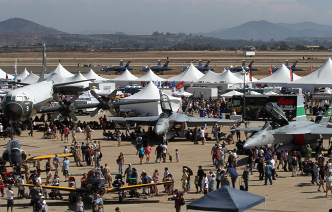 Cancellation of Miramar Air Show Will Cost Marines $600K