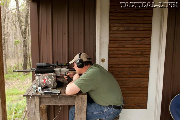 Christensen Arms CA-15 Test Fire