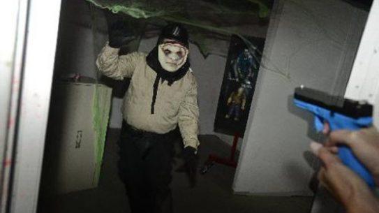 Colorado range offers gun training for the zombie apocalypse