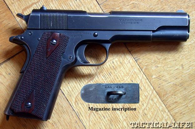 Colt .455