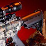 Colt LE901 Buttstock