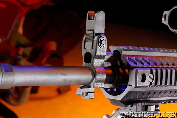 Colt LE901 Sight Close Up