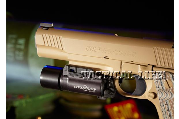 Combat Handguns Colt-M45-CQBP-surefire