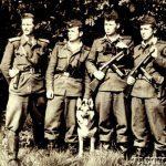 Czech vzor 52 Czechoslovakian Border Guards