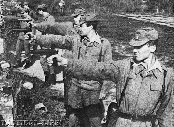 Czech vzor 52 Cold War