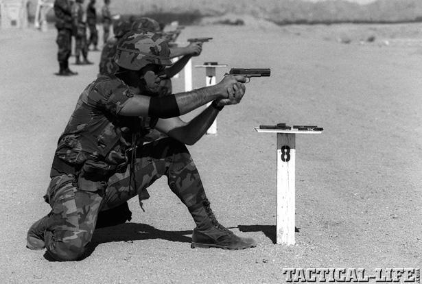 DOD Firing Range