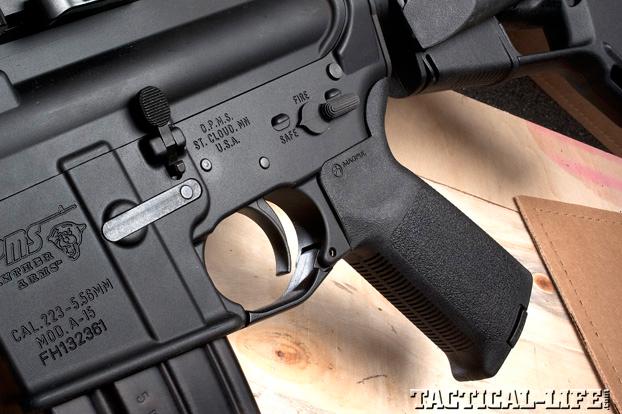 DPMS TAC2 Trigger