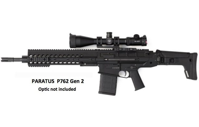 DRD Tactical Gen-2 Paratus P762 Rifle Assembled