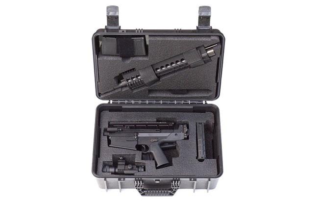 DRD Tactical Paratus P762 Gen-2