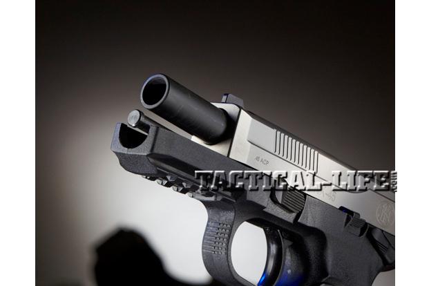 Combat Handguns FN-FNX-45-barrel