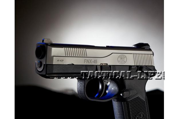 Combat Handguns FN-FNX-45-left-side