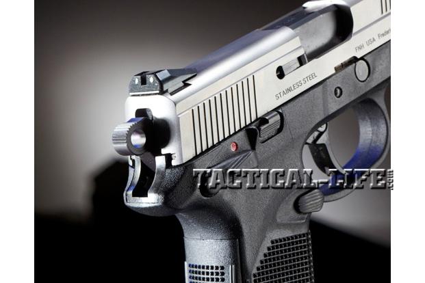 Combat Handguns FN-FNX-45-rear