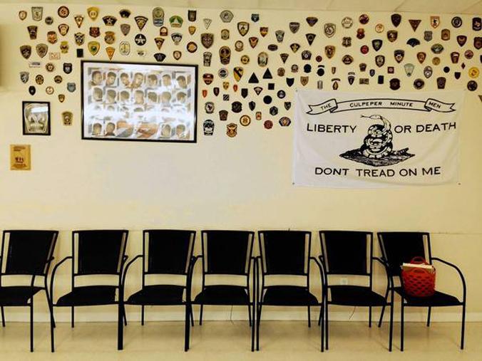 Federal Law Enforcement Training Center at Glynco Shutdown
