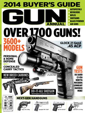 Gun Annual 2014