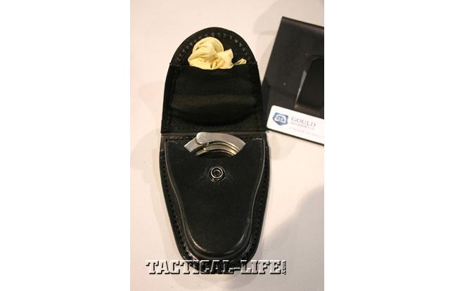 IACP 2013 - G&G Cuff-Glove Case