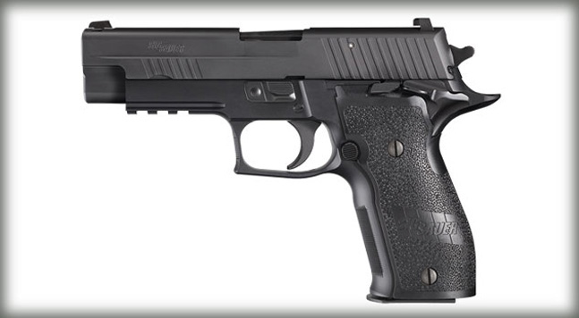 IACP 2013 - SIG P226-SAO Elite