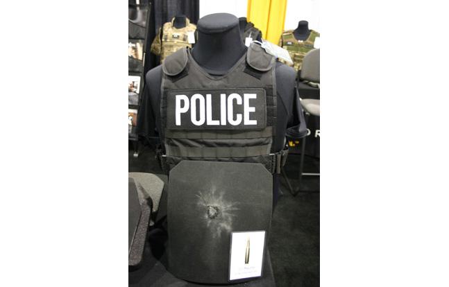 IACP 2013 - U.S. Armor RPC