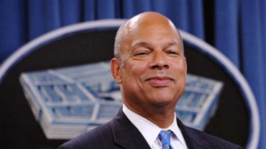 Jeh Johnson Nominated as Head of Homeland Security