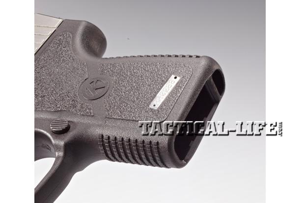 Combat Handguns Kahr-CW380-mag-well