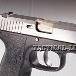 Combat Handguns Kahr-CW380-muzzle
