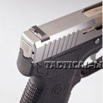 Combat Handguns Kahr-CW380-rear-sight