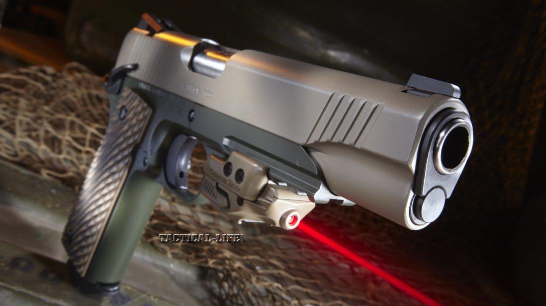 Kimber Warrior SOC .45 ACP