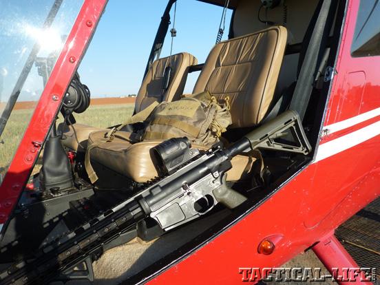 LaRue Tactical PredatAR OBR Left View