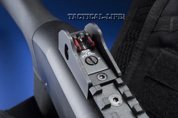 Law Enforcement Shotguns - CZ 612 HCP - Rear sight