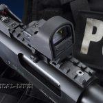 Law Enforcement Shotguns - CZ 612 HCP - Top rail