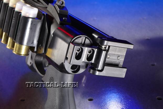 Law Enforcement Shotguns - Elite Tactical Advantage - folding stock
