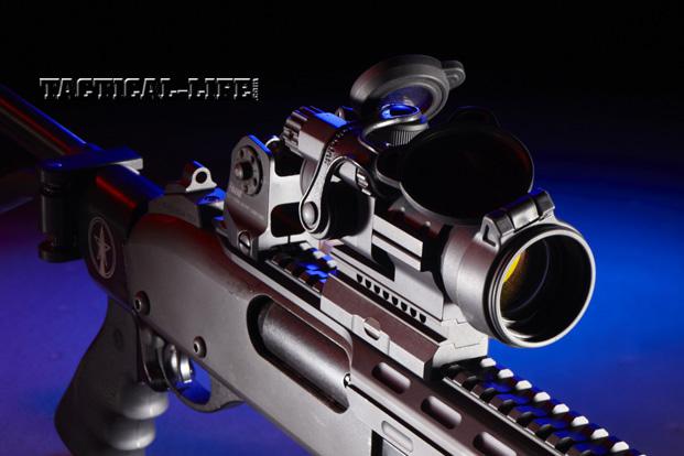 Law Enforcement Shotguns - Elite Tactical Advantage - scope