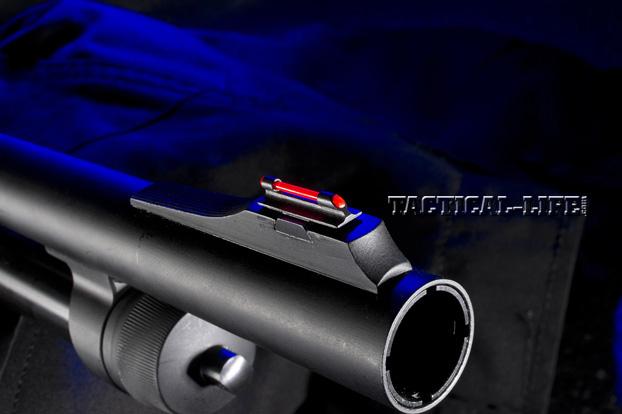 Law Enforcement Shotguns - FNH P-12 - Front Sight