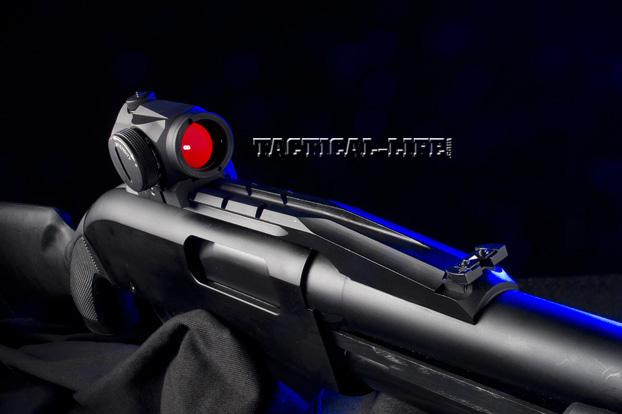 Law Enforcement Shotguns - FNH P-12 - Top Rail