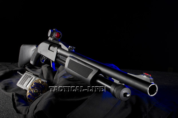 Law Enforcement Shotguns - FNH P-12