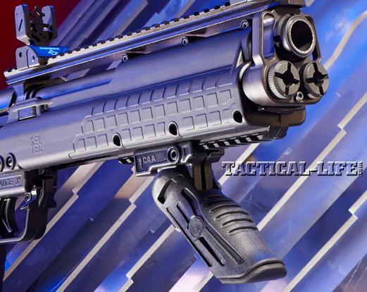 Law Enforcement Shotguns - Kel-Tec KSG - Forend