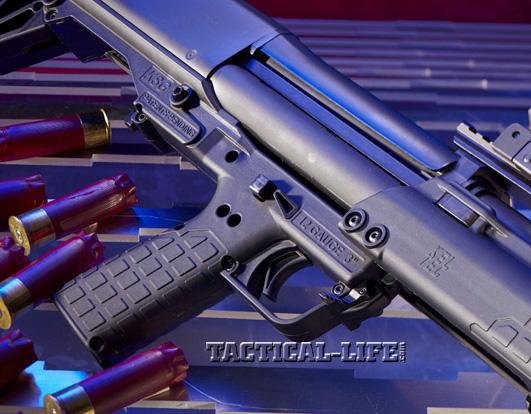Law Enforcement Shotguns - Kel-Tec KSG - Grip