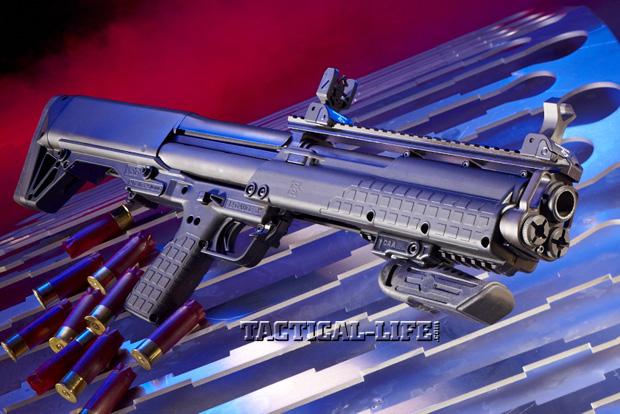 Law Enforcement Shotguns - Kel-Tec KSG