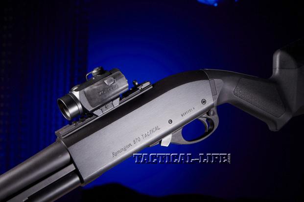 Law Enforcement Shotguns - Remington 870 Express Tactical Magpul - Vortex Red Dot