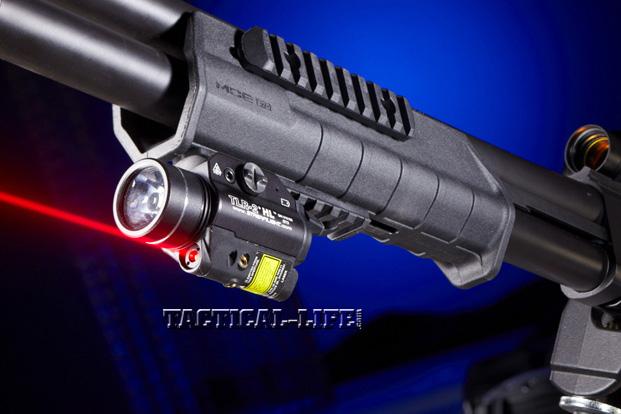 Law Enforcement Shotguns - Remington 870 Express Tactical Magpul - Flash hider