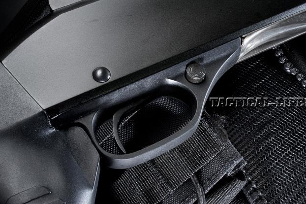 Law Enforcement Shotguns - Stevens 320 - Trigger
