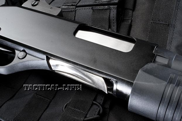 Law Enforcement Shotguns - Stevens 320 - receiver
