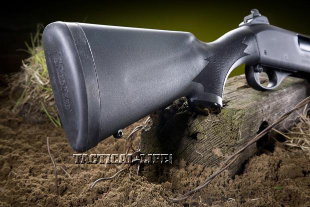 Law Enforcement Shotguns - Wilson Combat Border Patrol - Butt end