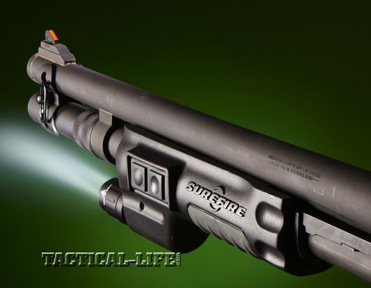 Law Enforcement Shotguns - Mossberg 590A1 - forend