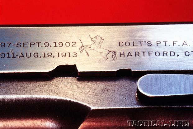 M1911 Barrel