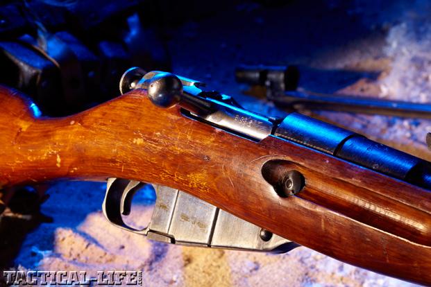 Mosin-Nagant Trigger